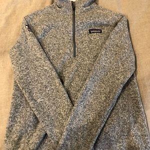 patagonia sweatshirt!!